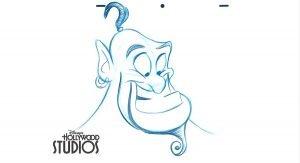Sketch of Genie